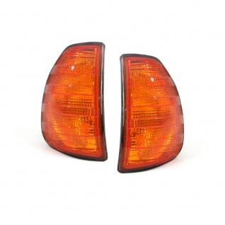 Blinker orange Paar für Mercedes W123 76-84