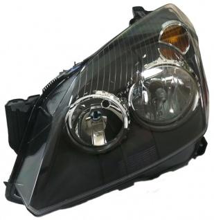 Scheinwerfer H1 H7 links für Opel Astra H 04-09