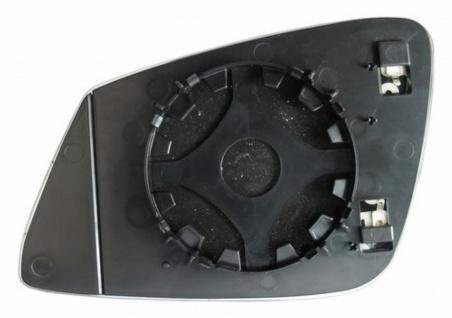 Aussen Spiegelglas links  für BMW 5er F10 F11 ab 10