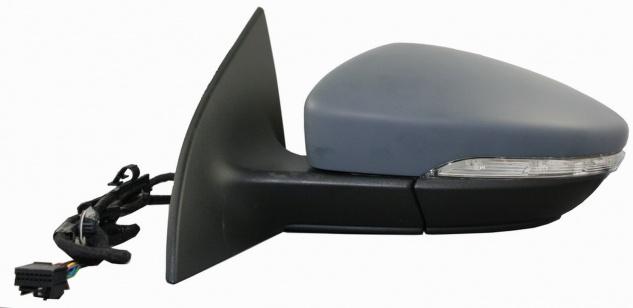Außenspiegel elektrisch links für VW Jetta IV 162 10-