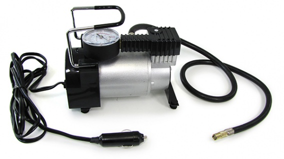 Luft Kompressor 12 Volt für Reifen Luftmatratze Schlauchboot Pool 180W