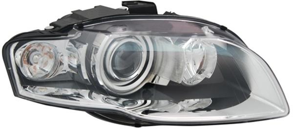 D1S BI Xenon Scheinwerfer rechts TYC für Audi A4 8E 06-08 - Vorschau