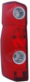 Rückleuchte / Heckleuchte links TYC für VW Crafter 30-50 2E 06-