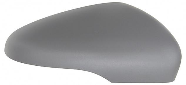 Spiegelkappe grundiert rechts für VW Golf VI Cabriolet 517 11-
