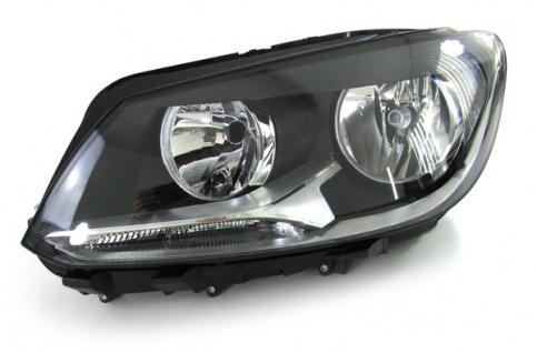 H7 H15 SCHEINWERFER LINKS FÜR VW Caddy ab 10 + Touran ab 11
