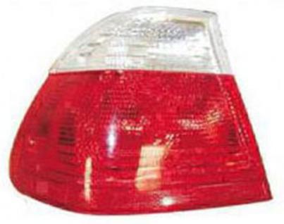 Rückleuchte rot weiß klar links für BMW 3ER E46 Coupe 99-03