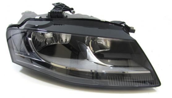 H7 H7 Scheinwerfer rechts für Audi A4 S4 8K B8 07-11