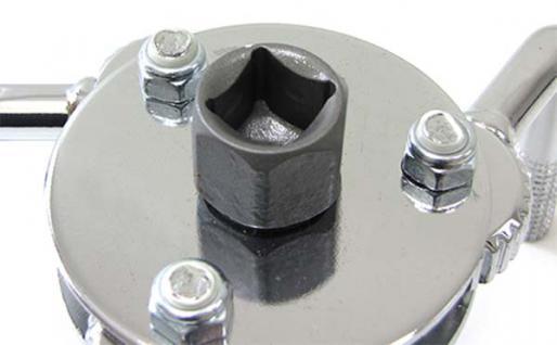 Profi Ölfilterschlüssel Ölfilterkralle für 63-102mm Durchmesser - Vorschau 3
