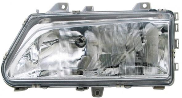 H1 / H1 Scheinwerfer links TYC für Peugeot 806 94-98