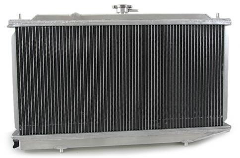 Aluminium Wasser KÜhler FÜr Honda Crx 88-91 - Vorschau 2