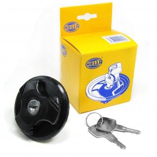 Hella Tankdeckel abschließbar für Ford Fiesta IV 95-02
