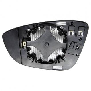 Aussen Spiegelglas rechts für VW eos 1F 06-08 - Vorschau 2
