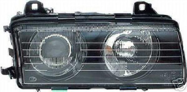 H1 H1 Scheinwerfer rechts für BMW 3ER E36 bis 94