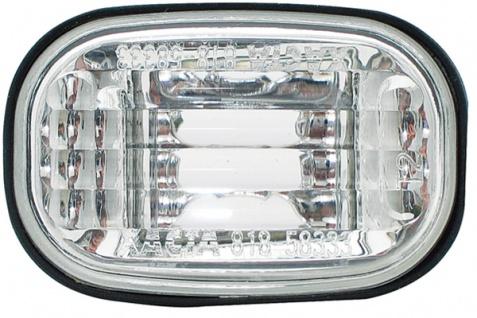 Seitenblinker re=li TYC für Toyota Corolla E12 01-07