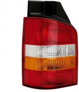 Rückleuchte / Heckleuchte links TYC für VW Multivan T5 03-