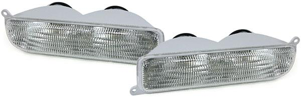 Front Blinker weiß - Paar für Jeep Cherokee XJ 97-01