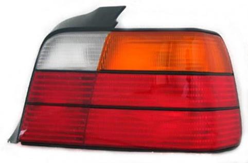 RÜCKLEUCHTE / HECKLEUCHTE RECHTS TYC FÜR BMW 3ER Limousine E36 90-00