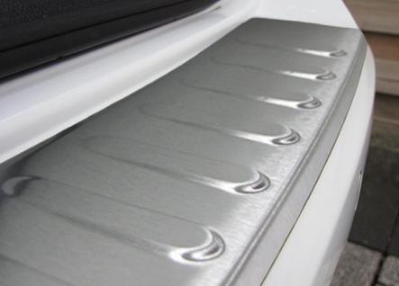 LADEKANTENSCHUTZ STOßSTANGENSCHUTZ EDELSTAHL MATT FÜR BMW X1 E84 Facelift - Vorschau 3