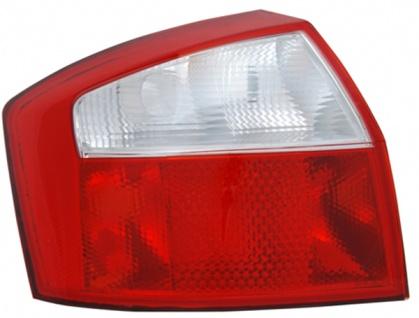 Rückleuchte / Heckleuchte links TYC für Audi A4 Limousine 8E 00-04