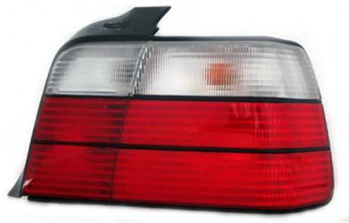 Rückleuchte / Heckleuchte weiß rechts TYC für BMW 3ER Limousine E36 90-00