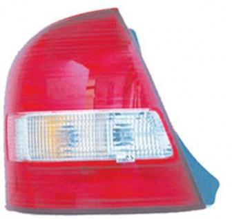 Rückleuchte / Heckleuchte links TYC für Mazda 323 S Limousine 98-03