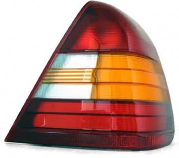 RÜCKLEUCHTE / HECKLEUCHTE RECHTS TYC FÜR MERCEDES C KLASSE Limousine W202 93-97