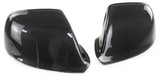 Carbon Spiegelkappen Austausch für Audi Q5 8R ab 08 Q7 SQ7 4L 09-15 Side Assist