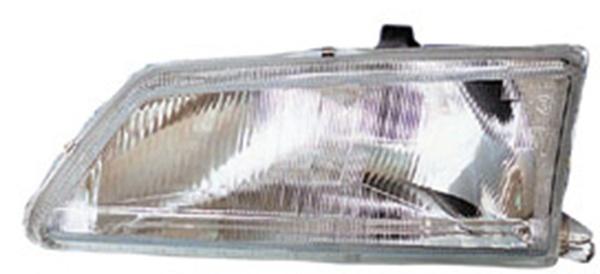 H4 Scheinwerfer links TYC für Peugeot 106 I 91-96