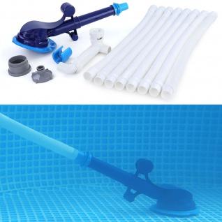 Swimmingpool Automatischer Poolsauger Bodensauger Tracy L2 bis 140cm Wassertiefe