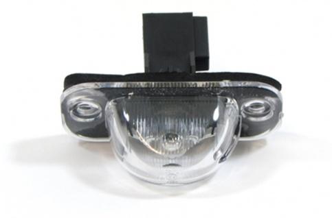 Kennzeichenbeleuchtung Nummernschildbeleuchtung für VW Golf 2 Jetta 2 84-91