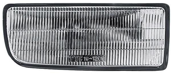 H1 Nebelscheinwerfer rechts TYC für BMW 3ER Limousine Touring Compact E36 90-00