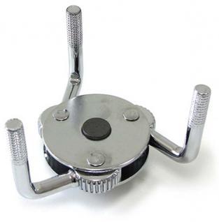 Profi Ölfilterschlüssel Ölfilterkralle für 63-102mm Durchmesser - Vorschau 4