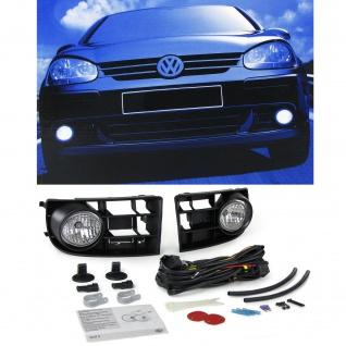 Hella Tagfahrlicht Tagfahrleuchten Komplett Set für VW Golf 5 V 03-09