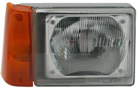 Scheinwerfer rechts TYC für FIAT Panda 141A 86-04