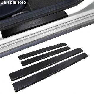 Einstiegsleisten Schutz schwarz Exclusive für Opel Astra H 5Türer 04-10 - Vorschau 2