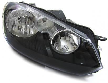 H7 H15 Scheinwerfer rechts für VW Golf 6 VI 1K