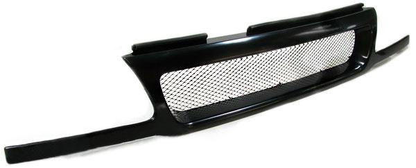 Grill Kühlergrill Sportgrill mit Gitter für Opel Astra F ab 94