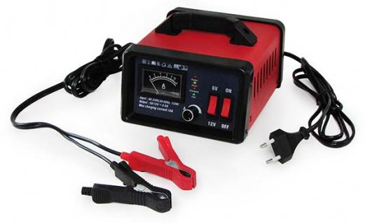 Batterie Ladegerät Erhaltung für PKW Motorrad 6V 12v 0-10A 230V 6-100Ah - Vorschau 2