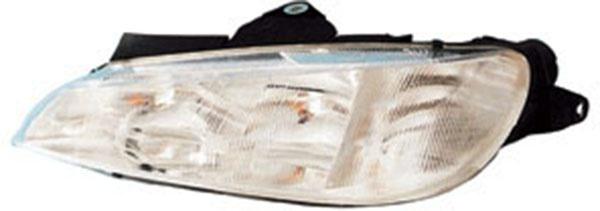 H7 / H7 Scheinwerfer links TYC für Peugeot 406 95-99