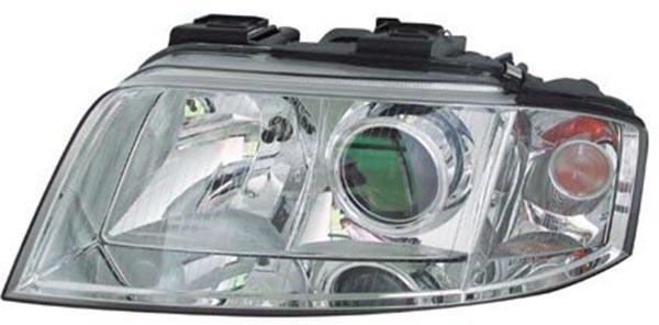 H7 / H7 Scheinwerfer links TYC für Audi A6 C5 01-05