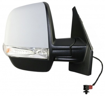 Außenspiegel elektrisch rechts für FIAT Doblo 10-