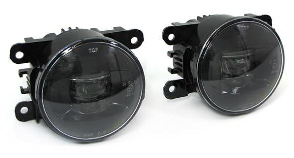 LED Nebelscheinwerfer Paar für Peugeot 107 207 CC 307 CC 407 Porsche Cayenne - Vorschau 2