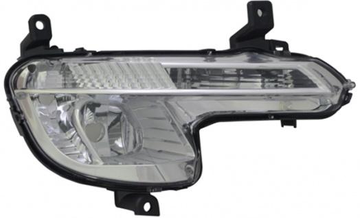 H8 Nebelscheinwerfer links TYC für Peugeot 508 10-