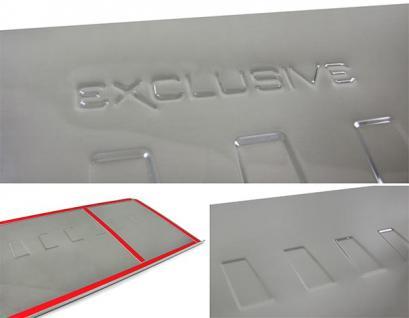 Einstiegsleisten Schutz 2 tlg Edelstahl Exclusive für VW Crafter 2E ab 06 - Vorschau 3
