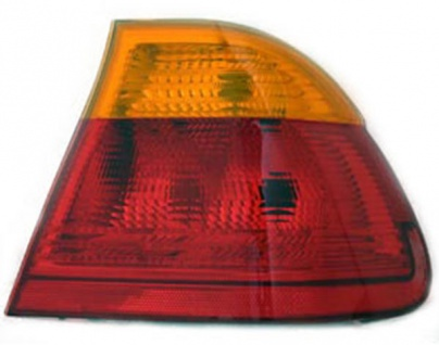 Rückleuchte / Heckleuchte rechts TYC für BMW 3ER Coupe E46 99-01