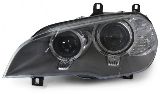 BI Xenon Scheinwerfer D1S links mit Motor für BMW X5 E70 Facelift ab 10