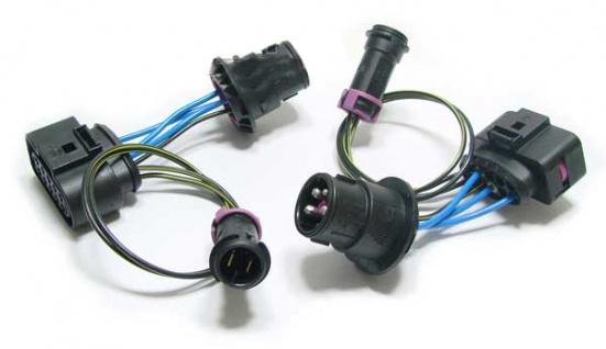 Scheinwerfer IN 3B Modell einbauen - Adapter Kabel für VW Passat 3BG