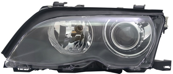 D2S H7 XENON SCHEINWERFER SCHWARZ LINKS TYC FÜR BMW 3ER Limousine Touring E46
