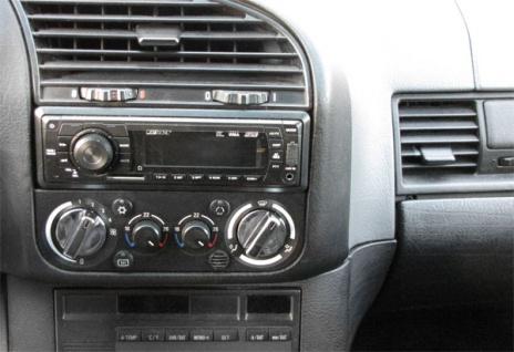 Dreh Schalter Regler für Lüftung und Heizung chrom 2 Stück für BMW 3ER E36 - Vorschau 2