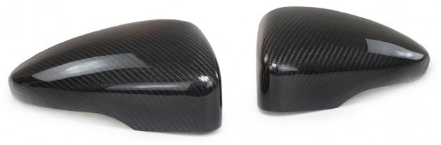 Carbon Spiegelkappen zum Austausch für VW Passat Limousine Variant B8 3G ab 14